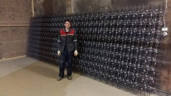 Композитная сетка BASIS размером 2 на 6 метров