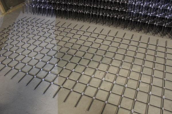 Композитная сетка для армирования бетона