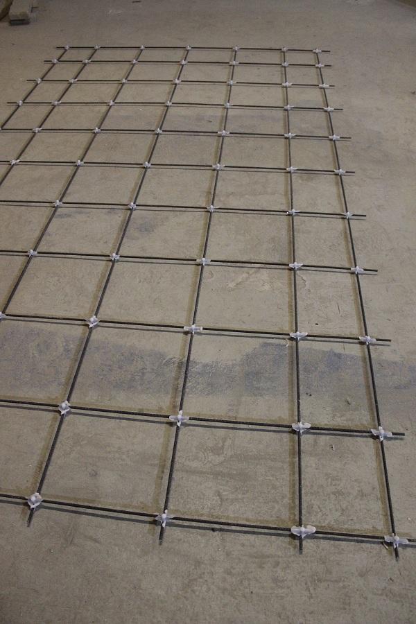 композитная сетка для дорожных плит