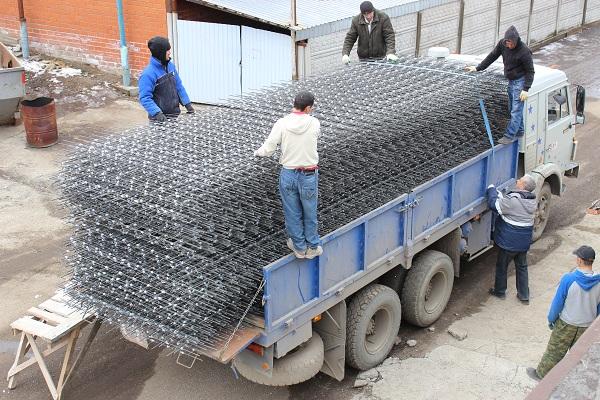 стеклопластиковая сетка для армирования бетона базис